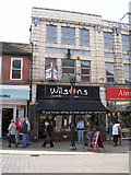 SE2627 : Wilson's Pies & Pasties - Queen Street by Betty Longbottom