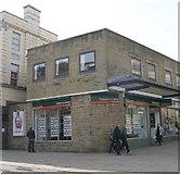 SE2627 : Intercounty Estate Agents - Queen Street by Betty Longbottom