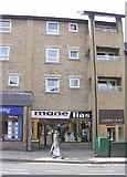 SE2627 : Mane Line - Queen Street by Betty Longbottom