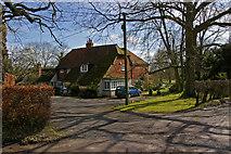 TQ2151 : Old Kemps Farm by Ian Capper