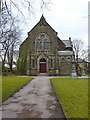 SD7015 : Egerton United Reformed Church by Alexander P Kapp
