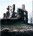 SN3916 : Castell Moel (Green Castle) by John Duckfield