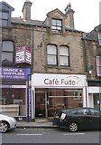 SE2627 : Cafe Fude - South Queen Street by Betty Longbottom