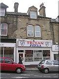 SE2627 : Trojan Pizza - South Queen Street by Betty Longbottom