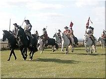 TF3268 : Battle of Winceby by Dave Hitchborne