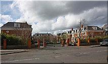 TQ1977 : Grove Park Road, London W4 - Flats by John Salmon