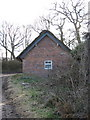 SJ6269 : Thatched farm building (2) by Dr Duncan Pepper