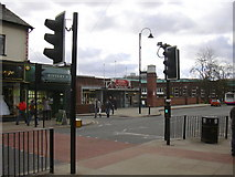 SD8010 : Bury Bolton Street Station by Robert Wade