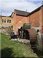SJ7830 : Waterwheels at Offley Mill by John M