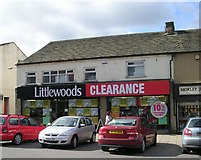 SE2123 : Littlewoods Clearance - Market Place by Betty Longbottom