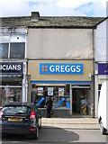 SE2123 : Greggs - Market Place by Betty Longbottom