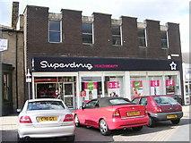 SE2123 : Superdrug - Market Place by Betty Longbottom