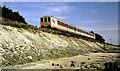 J4288 : Railway at Downshire (2) by Albert Bridge