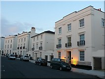 SU4212 : Carlton Crescent by Nigel Mykura