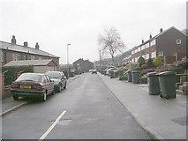 SE2334 : Sunnyside Road - Swinnow Road by Betty Longbottom