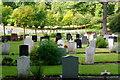 SU8751 : Aldershot Military Cemetery by Andrew Mathewson