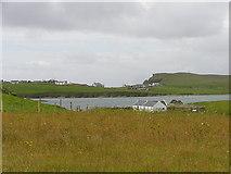 HU3731 : Newton, East Burra by Robbie