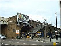 TQ4085 : Wanstead Park Railway Station by Stacey Harris