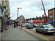 TQ4085 : Woodgrange Road, London E7 by Stacey Harris