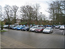 SU6351 : Car park at QMC by Sandy B