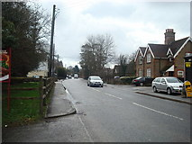 TQ4357 : Main Road, near Biggin Hill by Stacey Harris
