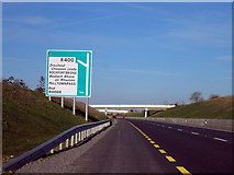 N4639 : Exit Three ahead by Sarah777