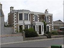 HU4039 : Dinapore House, Main Street, Scalloway by Robbie