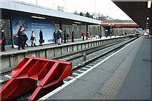 SE1632 : Bradford Interchange by Peter Church