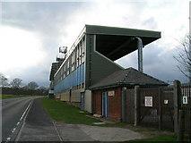 TA0139 : Grandstand, Beverley Racecourse by JThomas