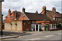 TQ3355 : The King & Queen, Caterham-on-the-Hill, Surrey by Peter Trimming