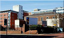 J3473 : King George VI Youth Centre (site of), Belfast by Albert Bridge