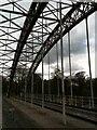 NZ1164 : Hagg Bank Bridge by hayley green