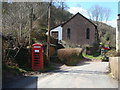 SO5306 : Telephone box and chapel, Whitebrook by Ruth Sharville