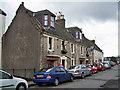 NS8090 : The Tartan Arms, Main Street by Richard Dorrell