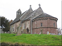 SO4430 : Church of St Mary and St David, Kilpeck by Roger Cornfoot