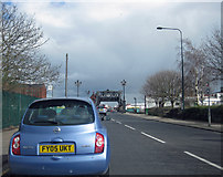 TA2609 : Traffic Congestion, Corporation Road. Grimsby by David Wright