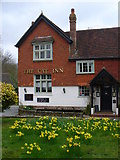 TQ3632 : The Cat Inn, West Hoathly by Colin Smith