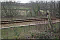 SW7739 : Falmouth branch line near Perranwell by Stephen McKay