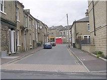 SE0924 : Wellington Place - Prescott Street by Betty Longbottom
