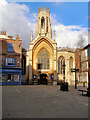 SE6051 : St Helen's Church by David Dixon