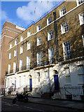 TQ3081 : Torrington Square, London WC1 by Christine Matthews