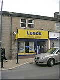 SE2041 : Leeds Building Society - High Street by Betty Longbottom