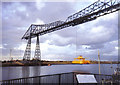 NZ4921 : Transport Bridge, 2000 by Andrew Abbott