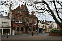 SK4933 : HSBC, Market Place, Long Eaton by David Lally