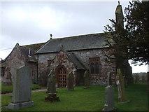 NY3056 : St Peter's Church, Kirkbampton by John Lord