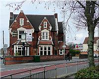 SO9199 : The Goal Post, Waterloo Road, Wolverhampton by Roger  Kidd