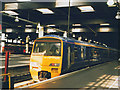 TQ2982 : Open access service at Euston by Stephen Craven