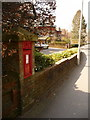 SY6990 : Dorchester: postbox № DT1 90, Prince of Wales Road by Chris Downer