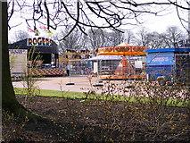 SO9098 : Park Fair by Gordon Griffiths