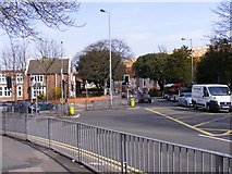 SO9199 : Waterloo Road Junction by Gordon Griffiths